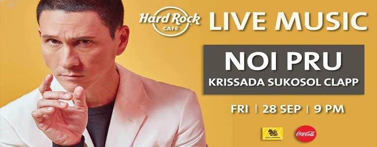 Noi Pru Live at Hard Rock
