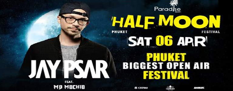 Half Moon Festival w/ Jay Psar at Paradise Beach Club