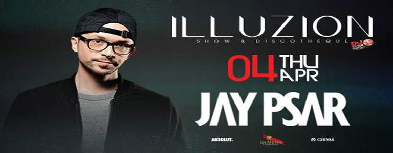 Jay Psar at Illuzion Phuket
