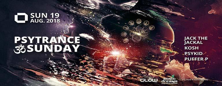PsyTrance ॐ Sunday at GLOW