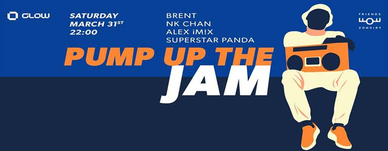 Pump Up The Jam by Friends of Friends