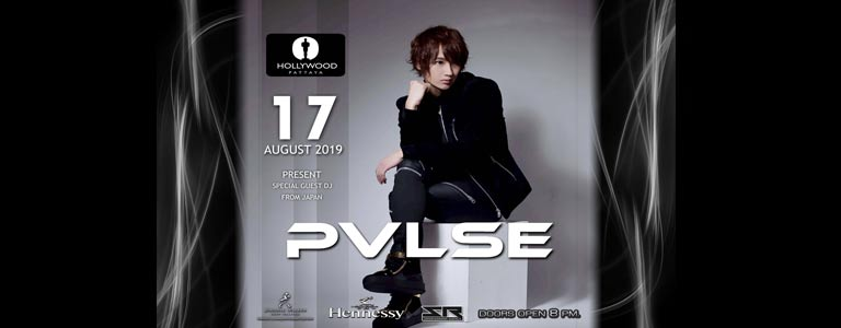 Hollywood Pattaya present Dj Pvlse
