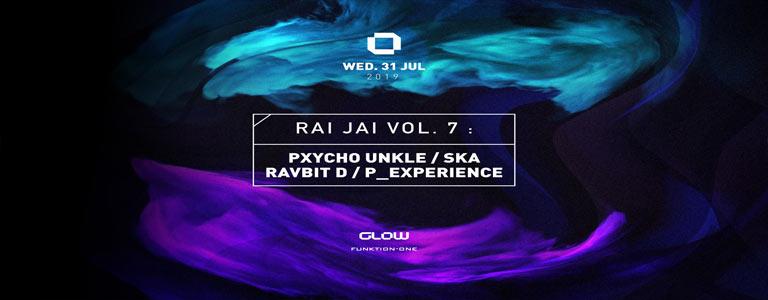 Pxycho Unkle & Ska & Ravbit D & P Experience