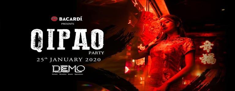Bacardi presents Qipao Party at DEMO