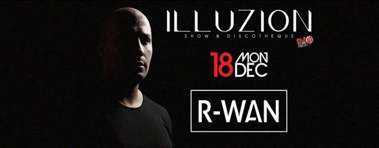 R-WAN at Illuzion Phuket