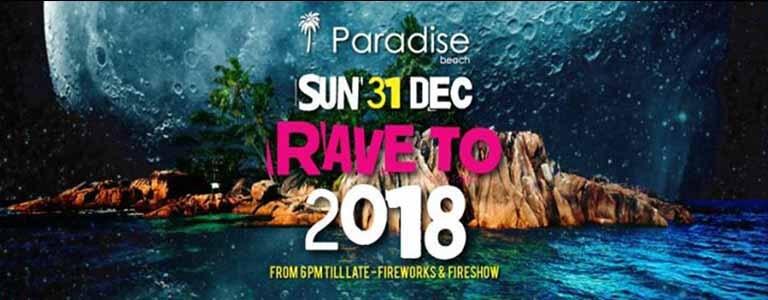 New Year's Eve Festival at Paradise Beach
