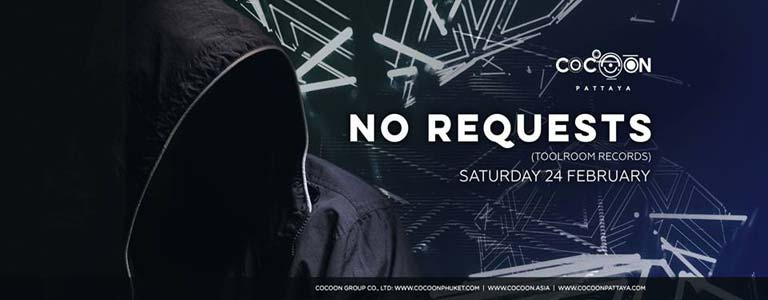 No Requests Live at Cocoon Pattaya