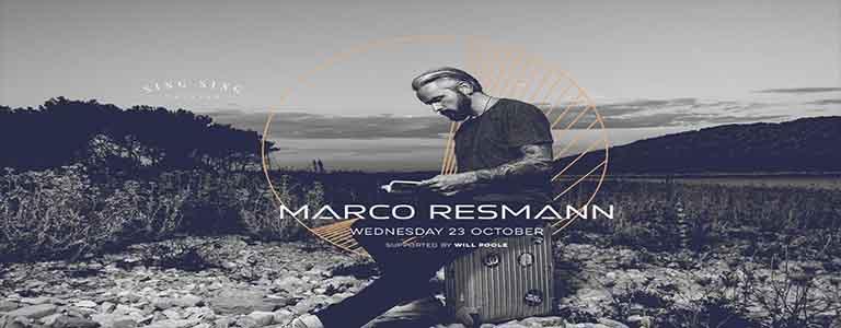 Marco Resmann at Sing Sing Theater