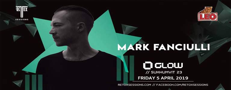 Retox Sessions Presents Mark Fanciulli