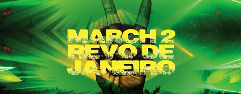 Revo de Janeiro - Brazilian Carnival Party