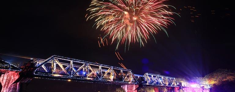 River Kwai Bridge Week and Red Cross Fair 2017