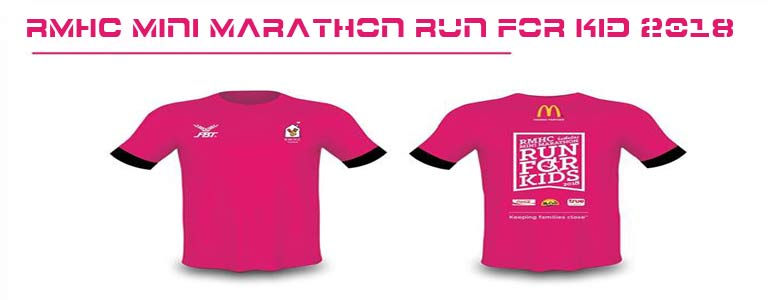 RMHC Mini Marathon Run For Kid 2018