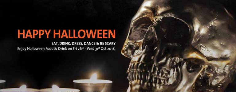 Rock or Treat - Halloween Party at Hard Rock Cafe Pattaya