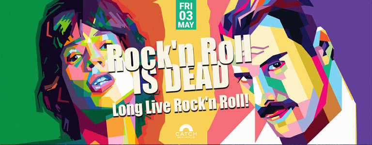 Rock'n Roll is Dead Long Live Rock'n Roll
