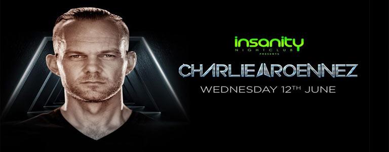 Insanity Nightclub presents Charlie Roennez