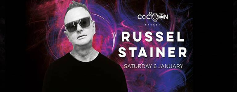 Russell Stainer at Cocoon Phuket