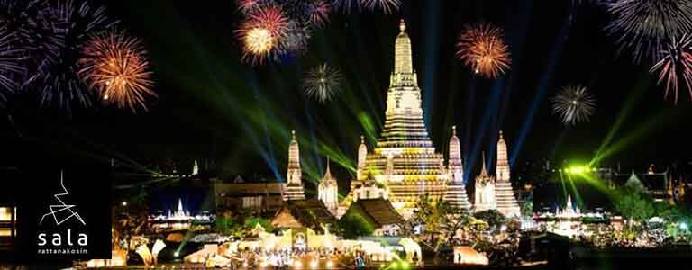 New Year's Eve Celebration at Sala Rattanakosin Hotel Bangkok