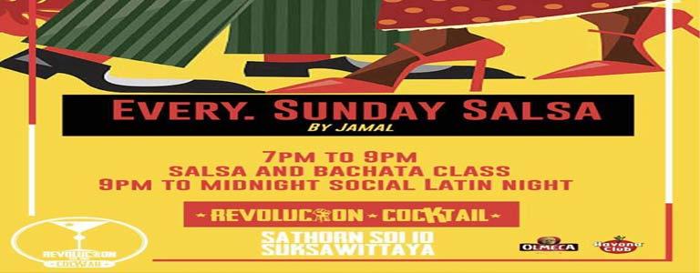 Sunday Salsa Paradise