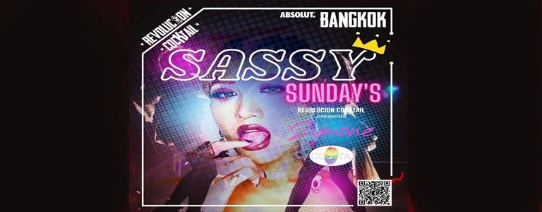 Sassy Sunday's at Revolucion Cocktail