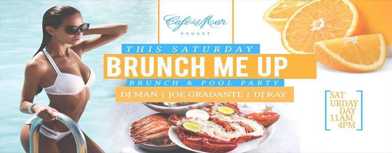 Saturday Brunch Pool Party at Café del Mar