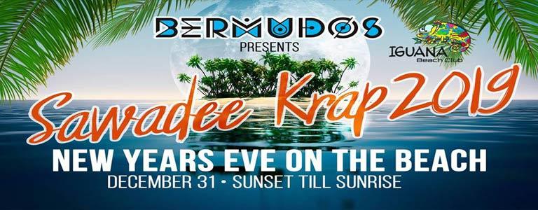 Sawadee KRAP 2019 at Iguana Beach Club