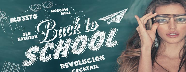Back to School Party at Revolucion Cocktail