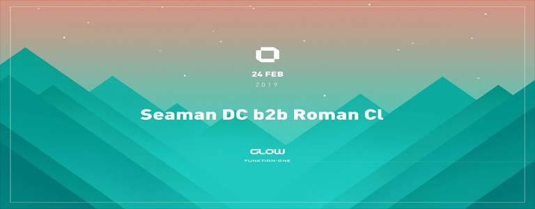 GLOW Sunday w/ Seaman DC b2b Roman CL