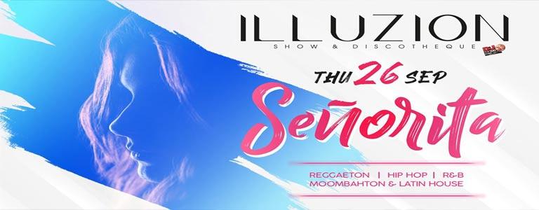 Señorita at Illuzion