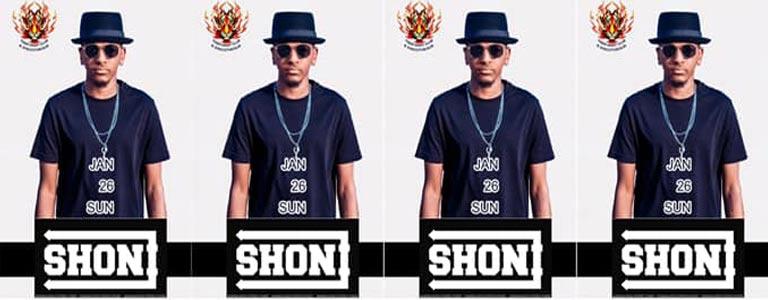DJ SHONI at Tiger Night Club