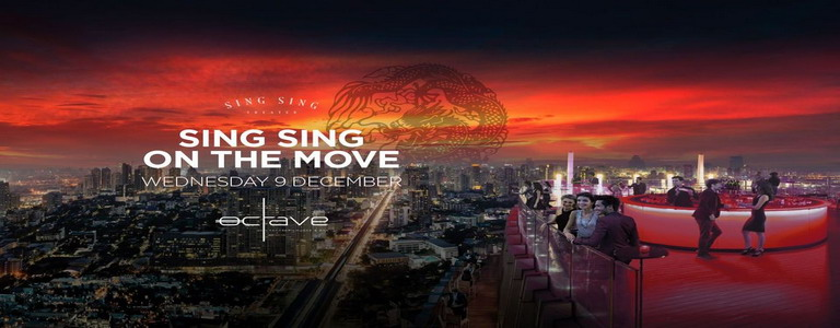 Sing Sing On The Move at Octave Rooftop