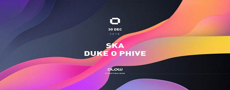 GLOW Sunday Sessions w/ Ska & Duke O Phive