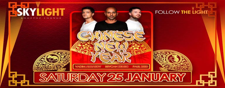 Skylight presents Chinese New Year