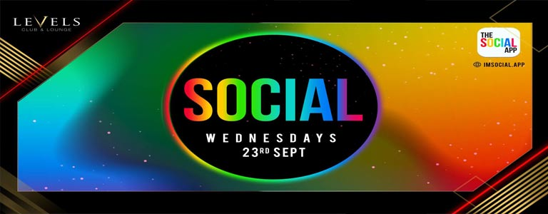 Social Wednesday with The Social App