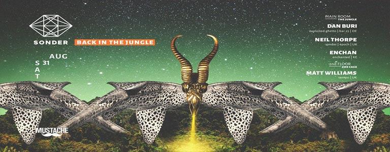 SONDER - Back in the JUNGLE ft. Dan Buri, Neil Thorpe & Enchan