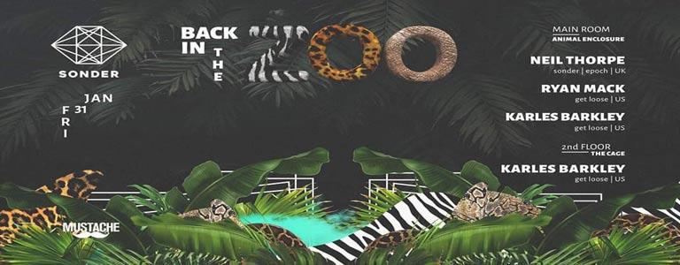 SONDER Back in the ZOO ft Neil Thorpe, Ryan Mack, Karles Barkley