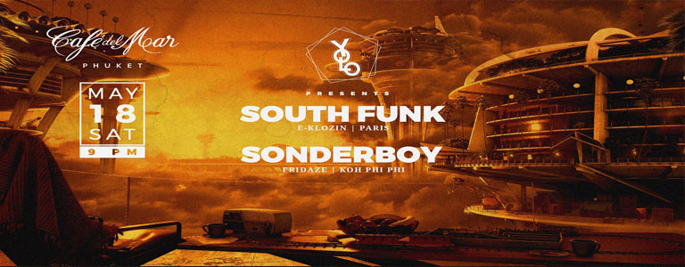 Yolo with South Funk & Sonderboy