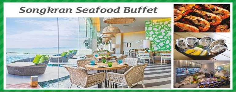 Songkran Seafood Buffet