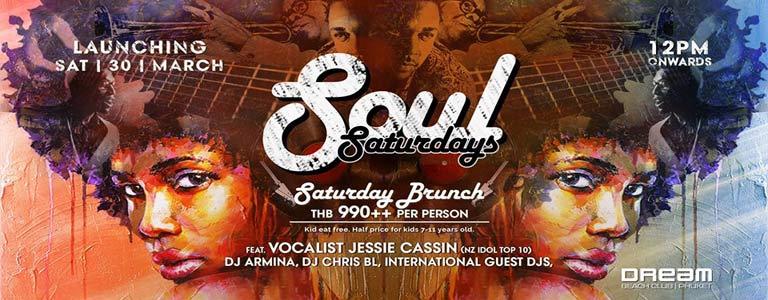 Dream Beach Club presents Soul Heaven Saturdays