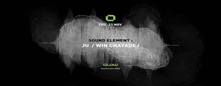 Sound Element w/ Ju & Win Chayadej
