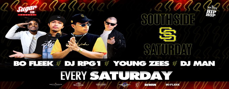 Sugar Phuket pres. Southside Saturday