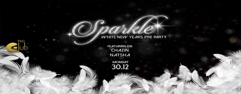 Sparkle White New Years Eve Pre Party