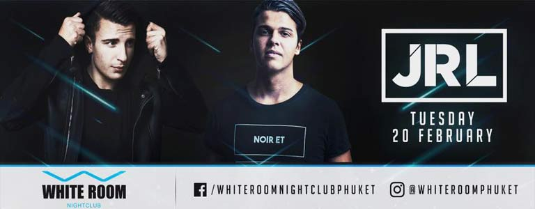 JRL from Stockholm at White Room Nightclub