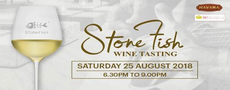 Stonefish Wine Tasting