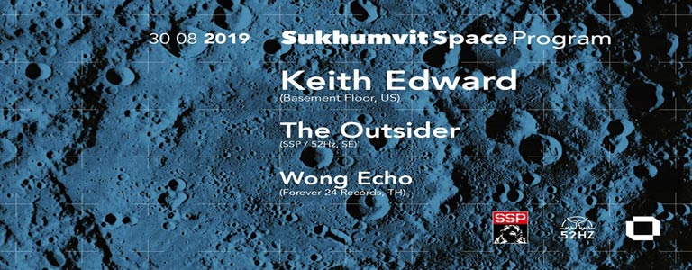 Sukhumvit Space Program feat Keith Edward