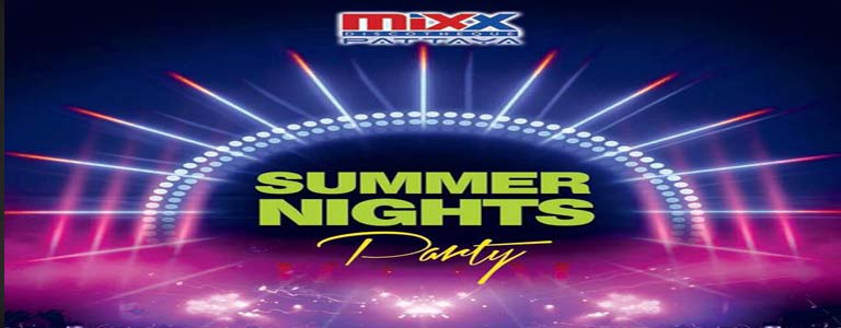 Mixx Summer Nights