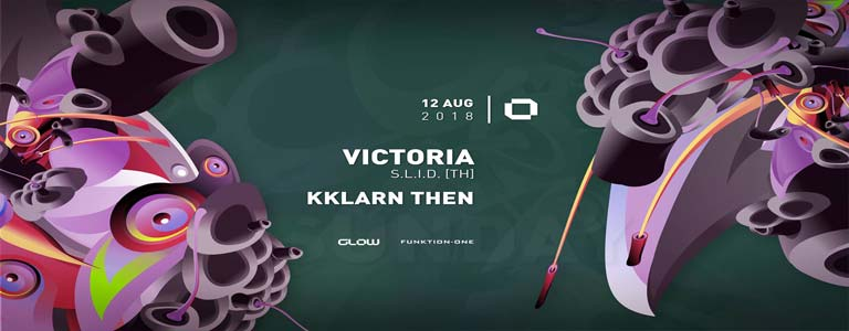 GLOW Sunday Sessions w/ Victoria & Kklarn Then