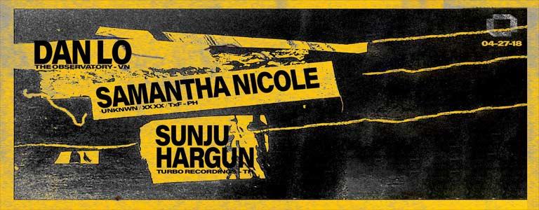Sunju Hargun, Dan Lo & Samantha Nicole
