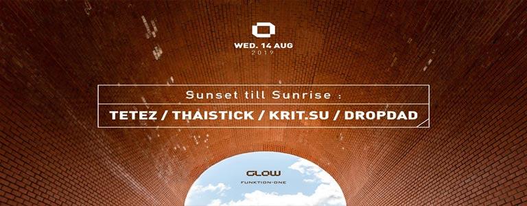 GLOW Wednesday w/ Sunset 'til Sunrise