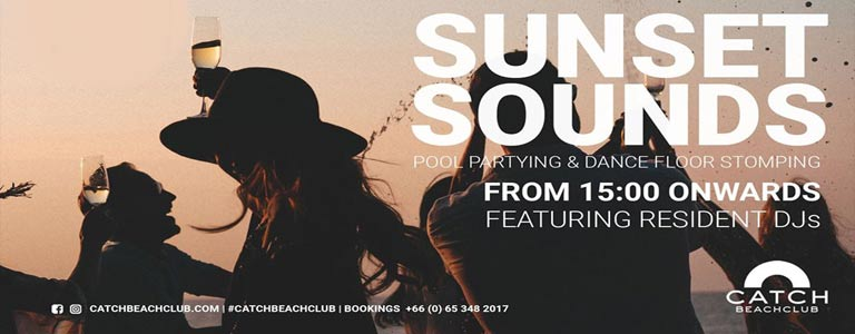 Sunset Sounds at Catch Beach Club