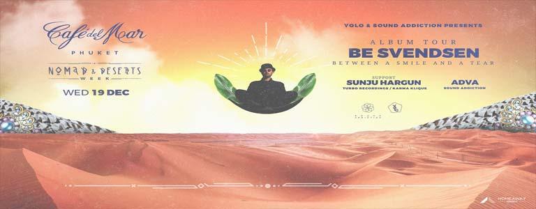 Yolo & Sound Addiction presents Be Svendsen Album Tour
